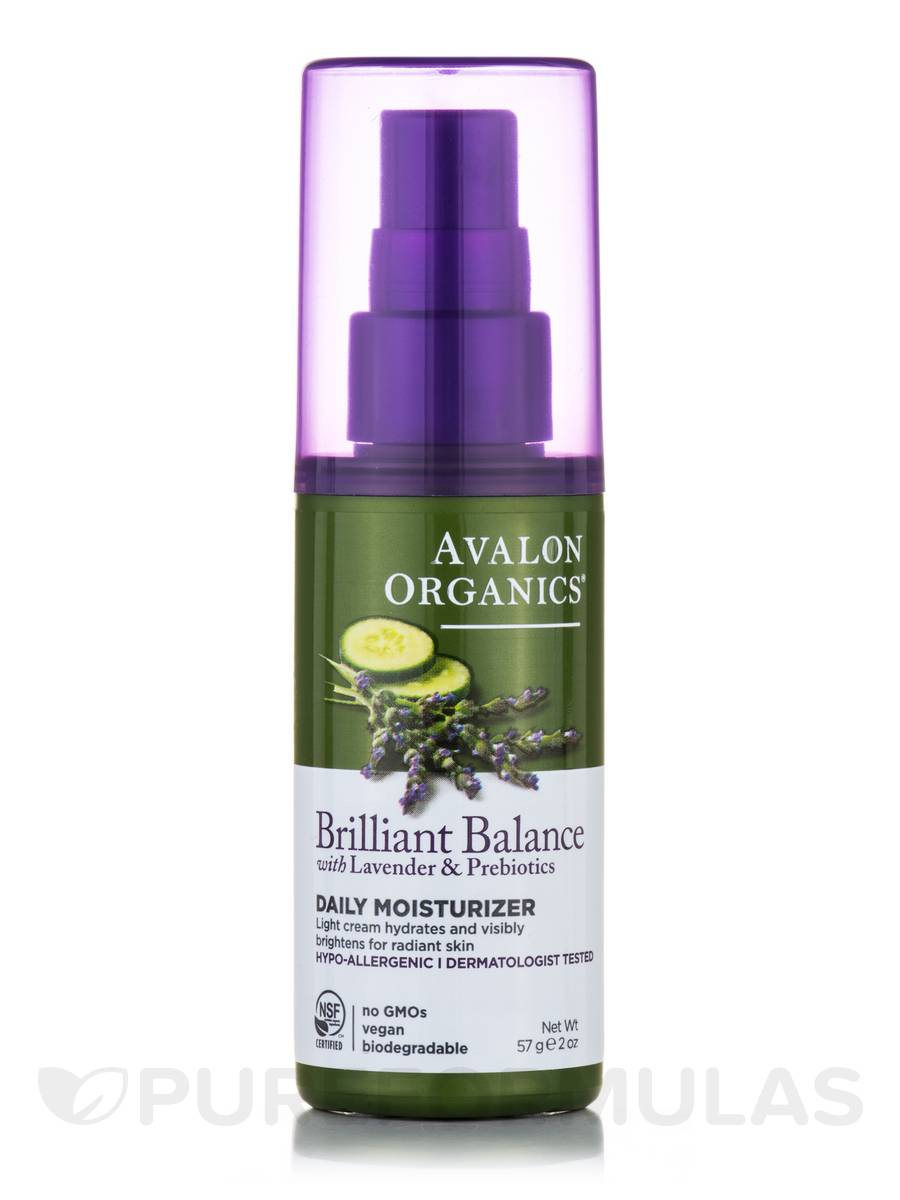 Brilliant Balance with Lavender and Probiotics - 2 oz (57 Grams)