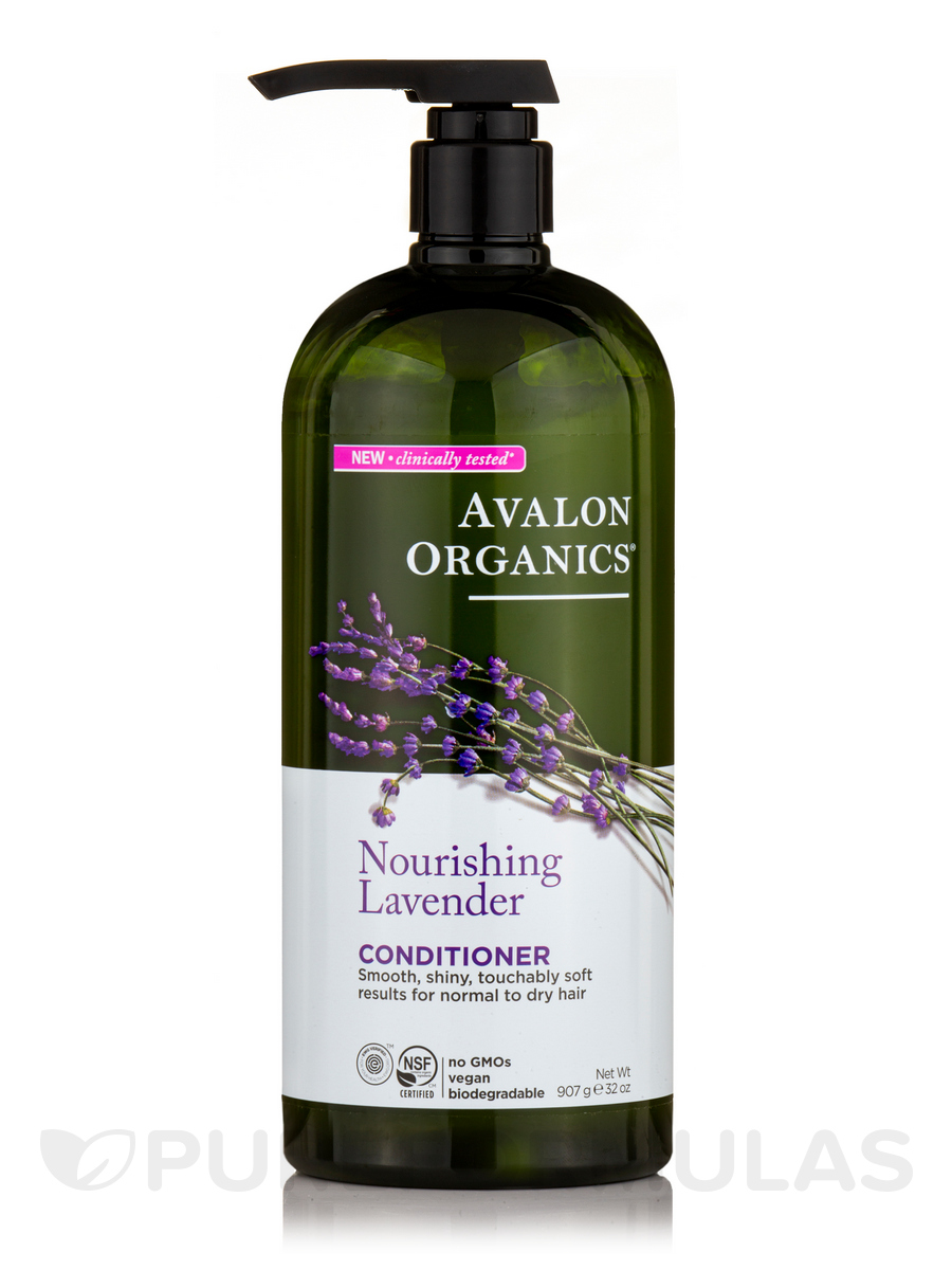 Nourishing Lavender Conditioner - 32 oz (907 Grams)
