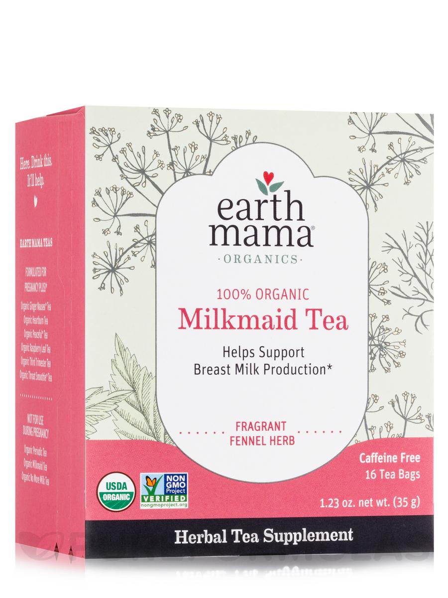 Organic Milkmaid Tea - 16 Bags