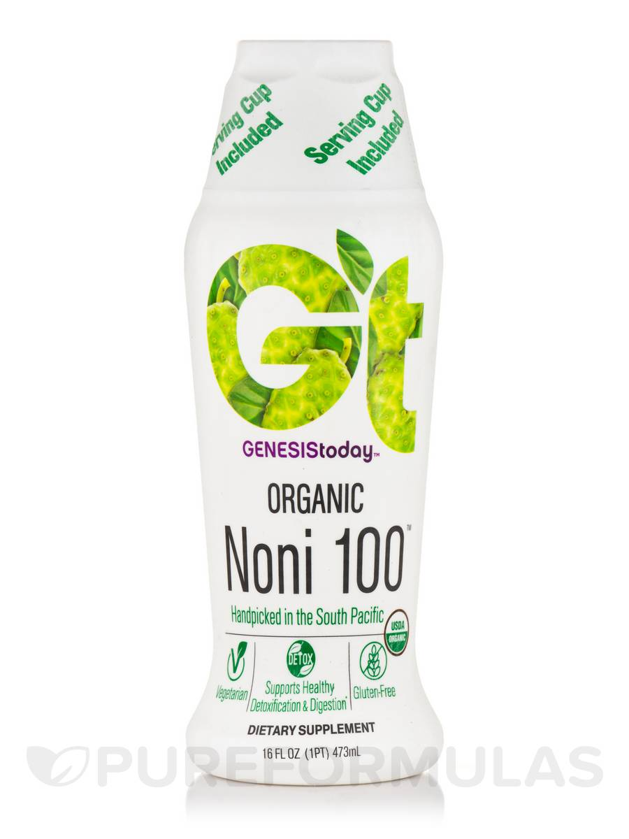 Organic Noni 100 - 16 fl. oz (473 ml)