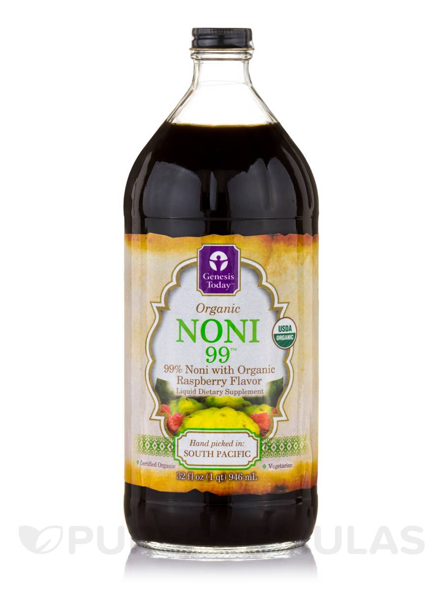 Organic Noni 99 - 32 fl. oz (946 ml)