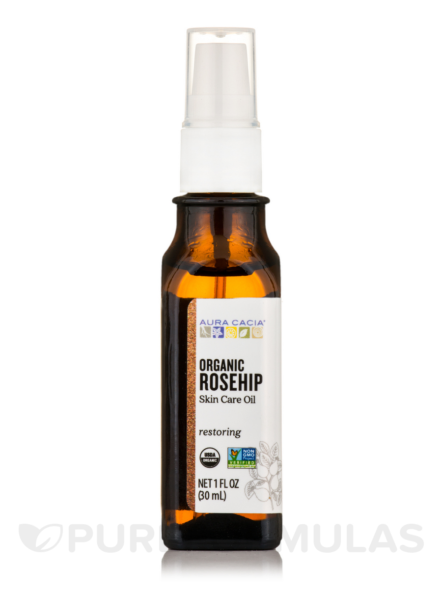Organic Rosehip Oil - 1 fl. oz (30 ml)