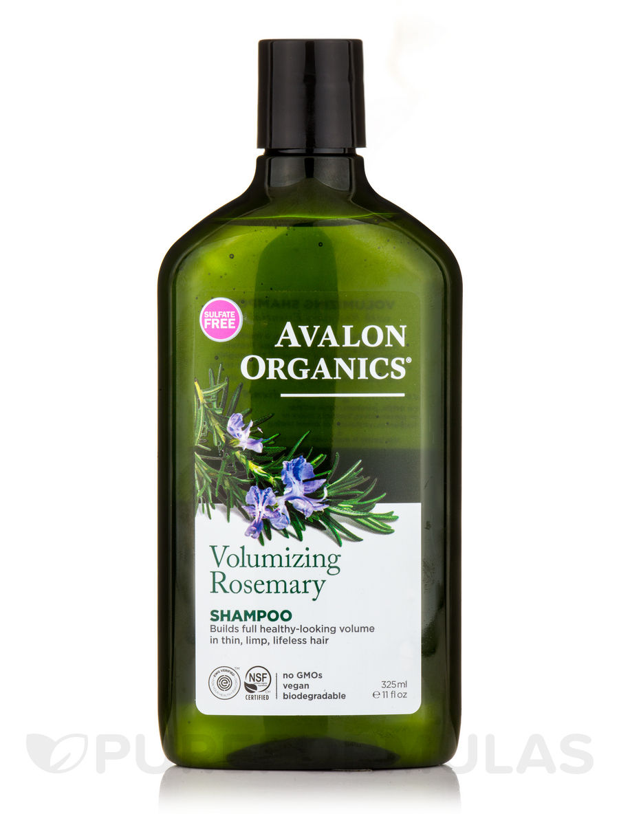 Rosemary Volumizing Shampoo - 11 fl. oz (325 ml)