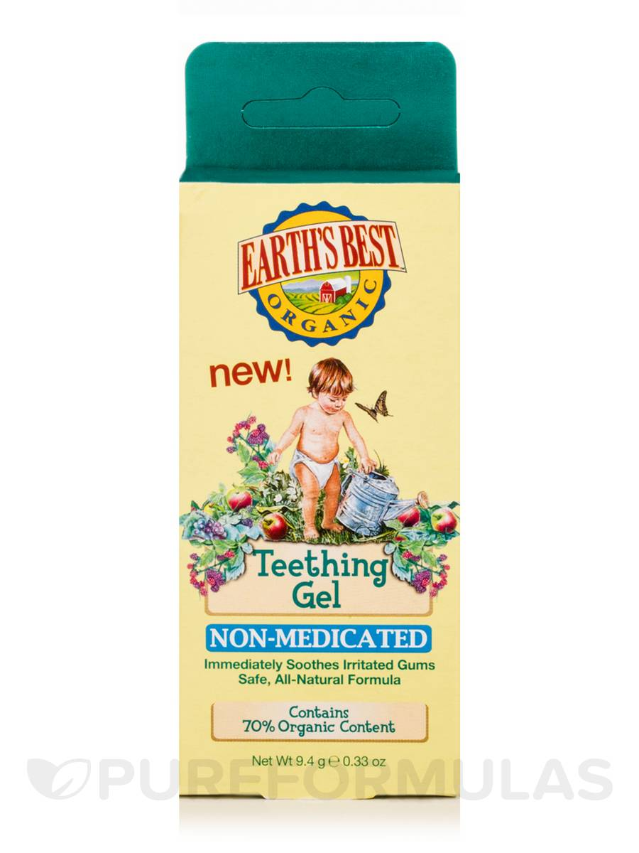 Teething Gel (Non-Medicated) - 0.33 oz (9.4 Grams)