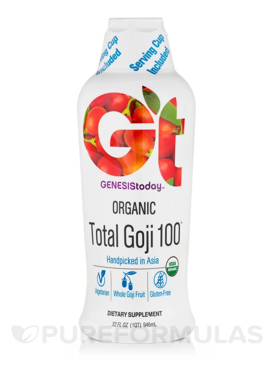 Organic Total Goji 100™ - 32 fl. oz (946 ml)