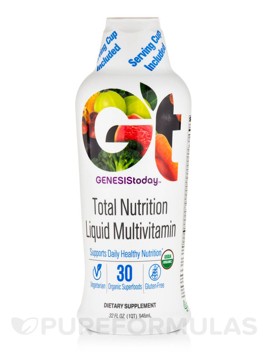 Total Nutrition - 32 fl. oz (946 ml)