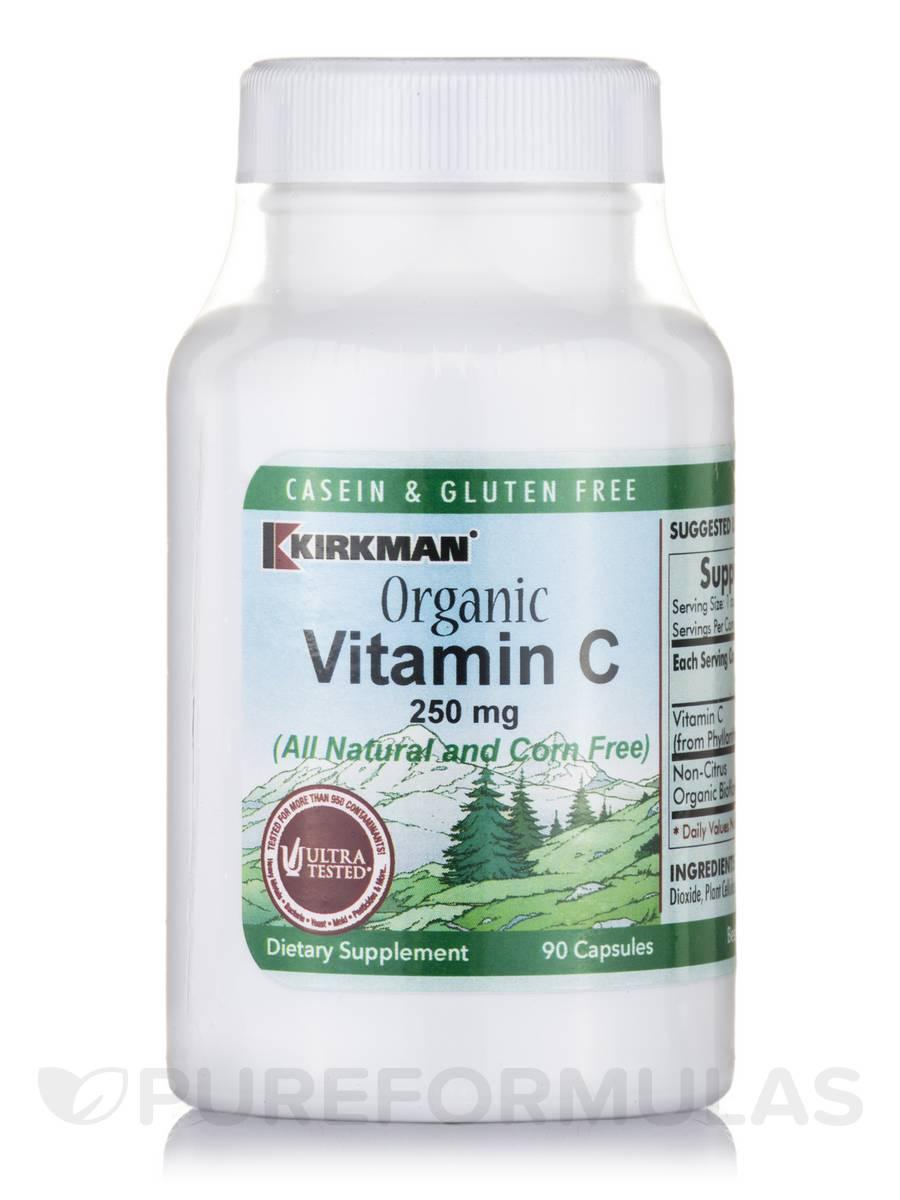 Organic vitamin c