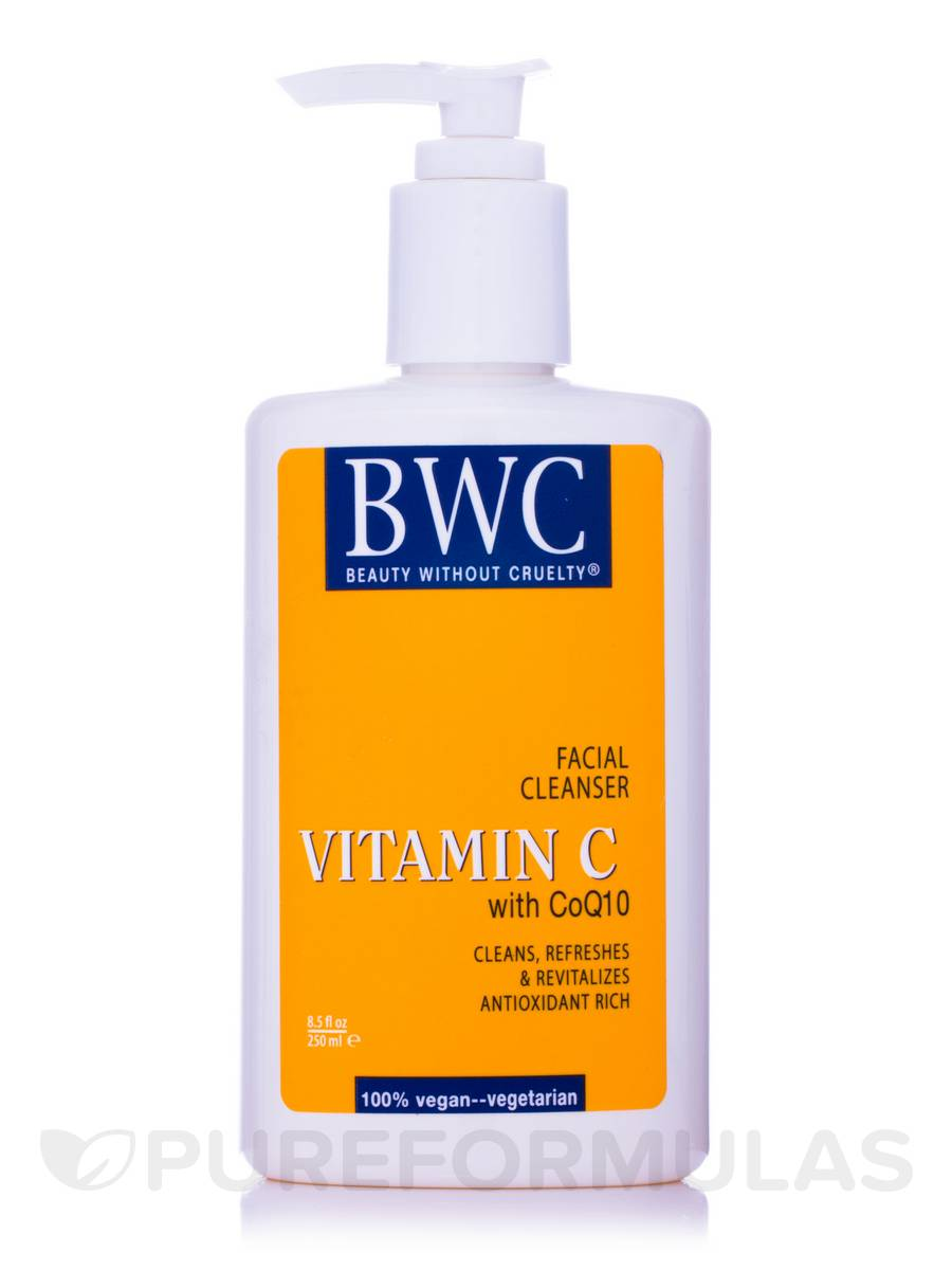 Facial Cleanser Vitamin C With CoQ 10 - 8.5 fl. oz (250 ml)