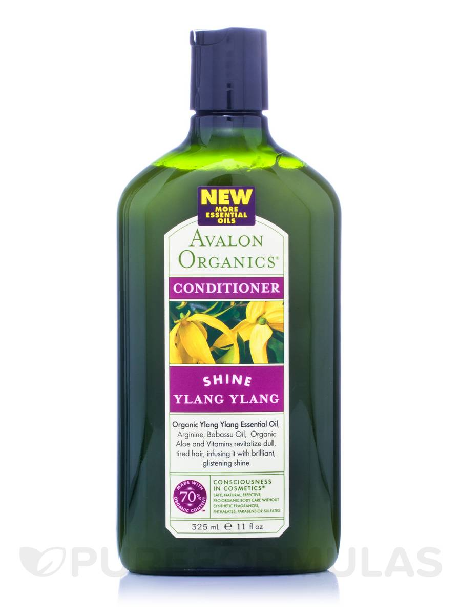 Ylang Ylang Shine Conditioner - 11 fl. oz (325 ml)