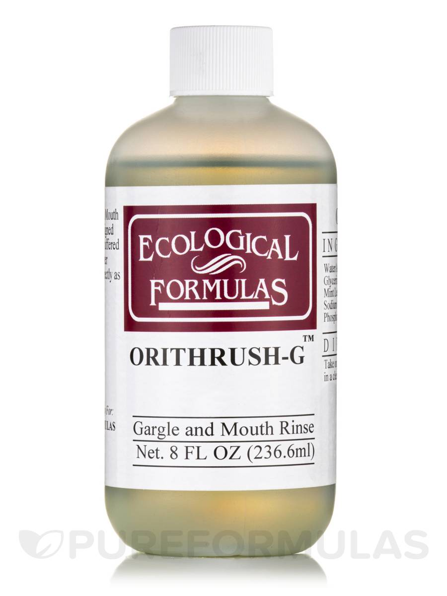 Orithrush-G - 8 fl. oz (236.6 ml)
