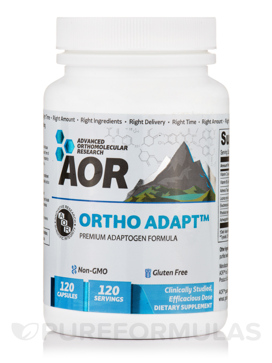 Ortho Adapt - 120 Capsules