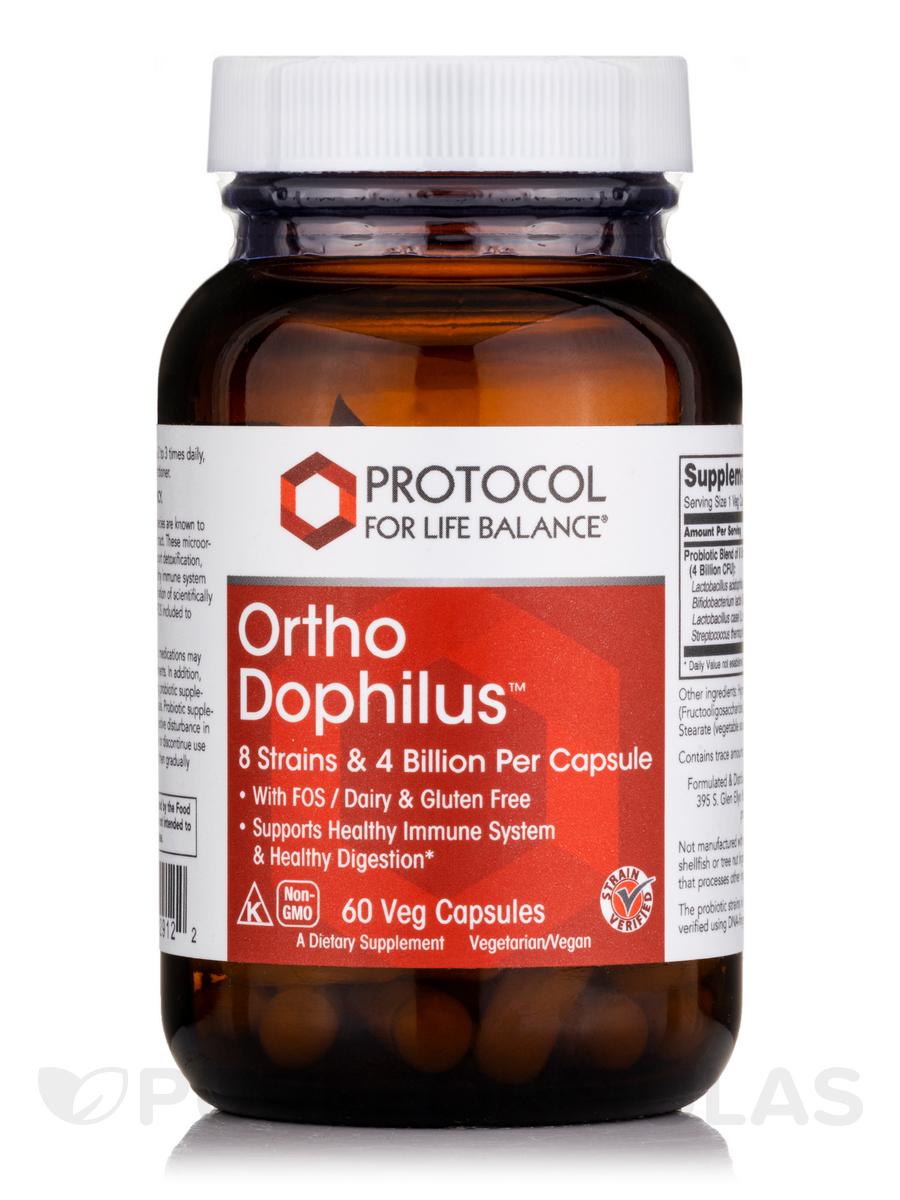 Ortho Dophilus™ - 60 Veg Capsules