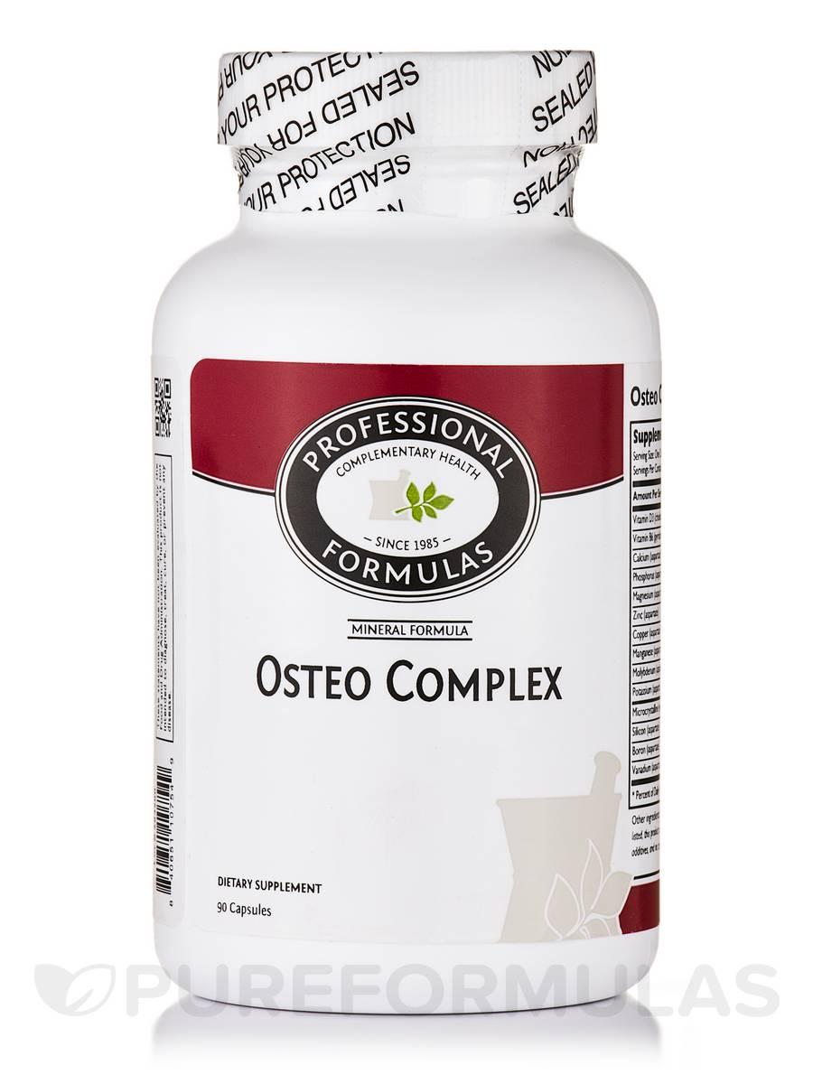 Osteo Complex Caps - 90 Capsules