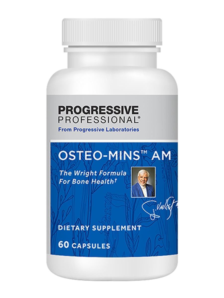 Osteo-Mins AM - 60 Capsules