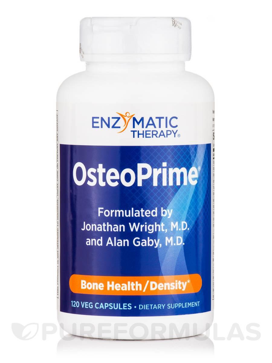 OsteoPrime - 120 Vegetarian Capsules