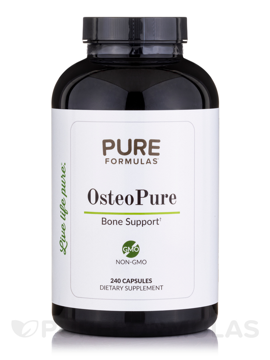 OsteoPure - 240 Tablets