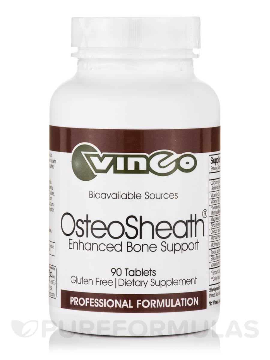 OsteoSheath® - 90 Tablets