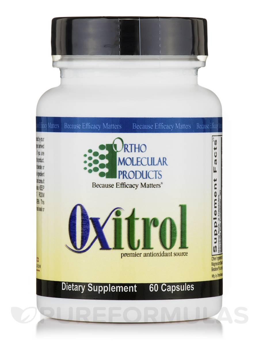 Oxitrol - 60 Capsules
