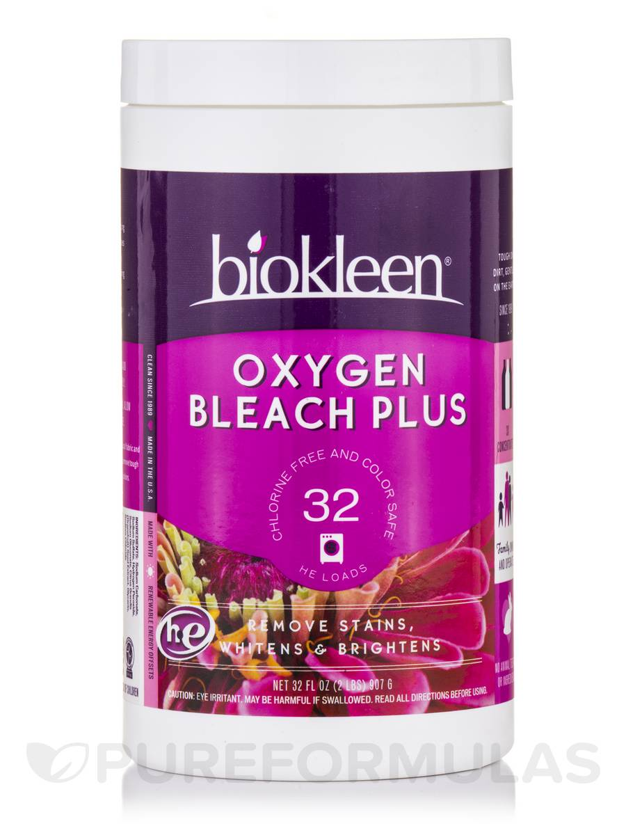 Oxygen Bleach Plus - 32 fl. oz (907 Grams)