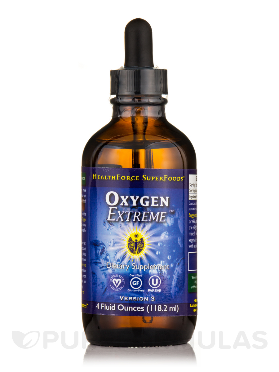 Oxygen Extreme™ - 4 fl. oz (118.2 ml)