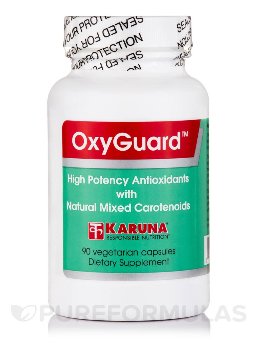 OxyGuard - 90 Vegetarian Capsules