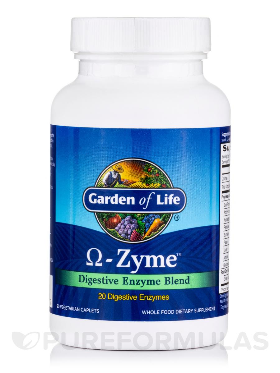 O-Zyme™ - 90 Vegetarian Caplets