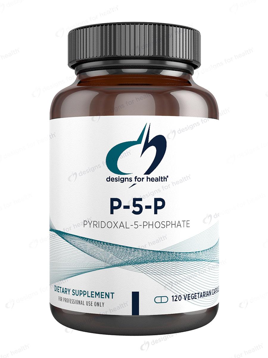 P-5-P 50 mg - 120 Vegetarian Capsules