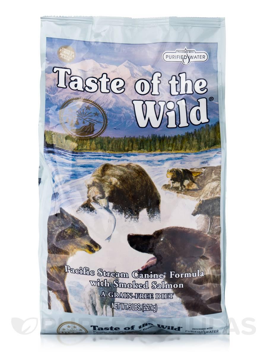 Taste of the wild salmon reviews