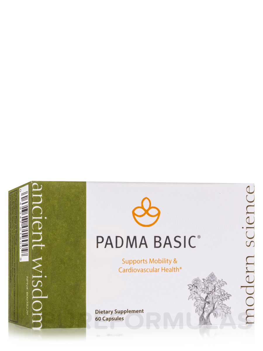 Padma Basic® - 60 Capsules