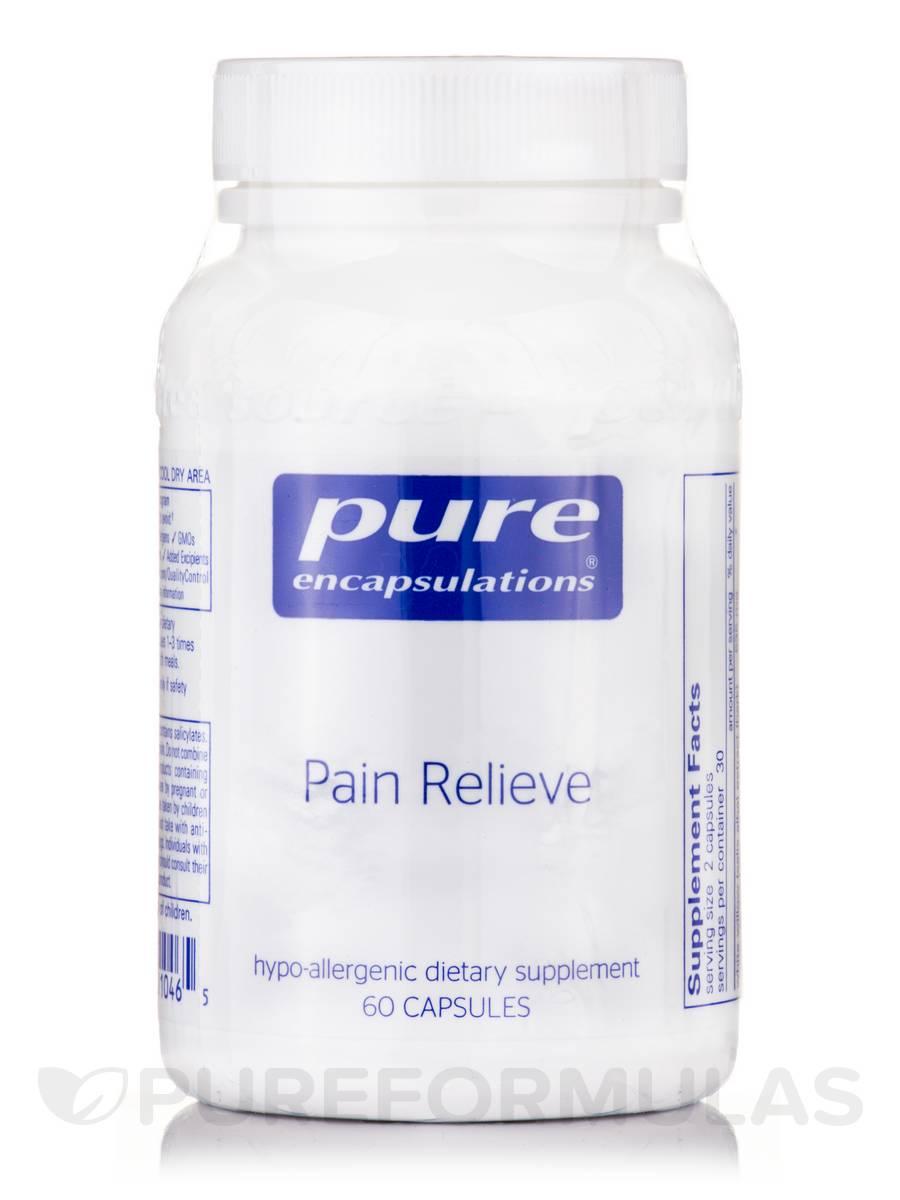 Pain Relieve - 60 Capsules