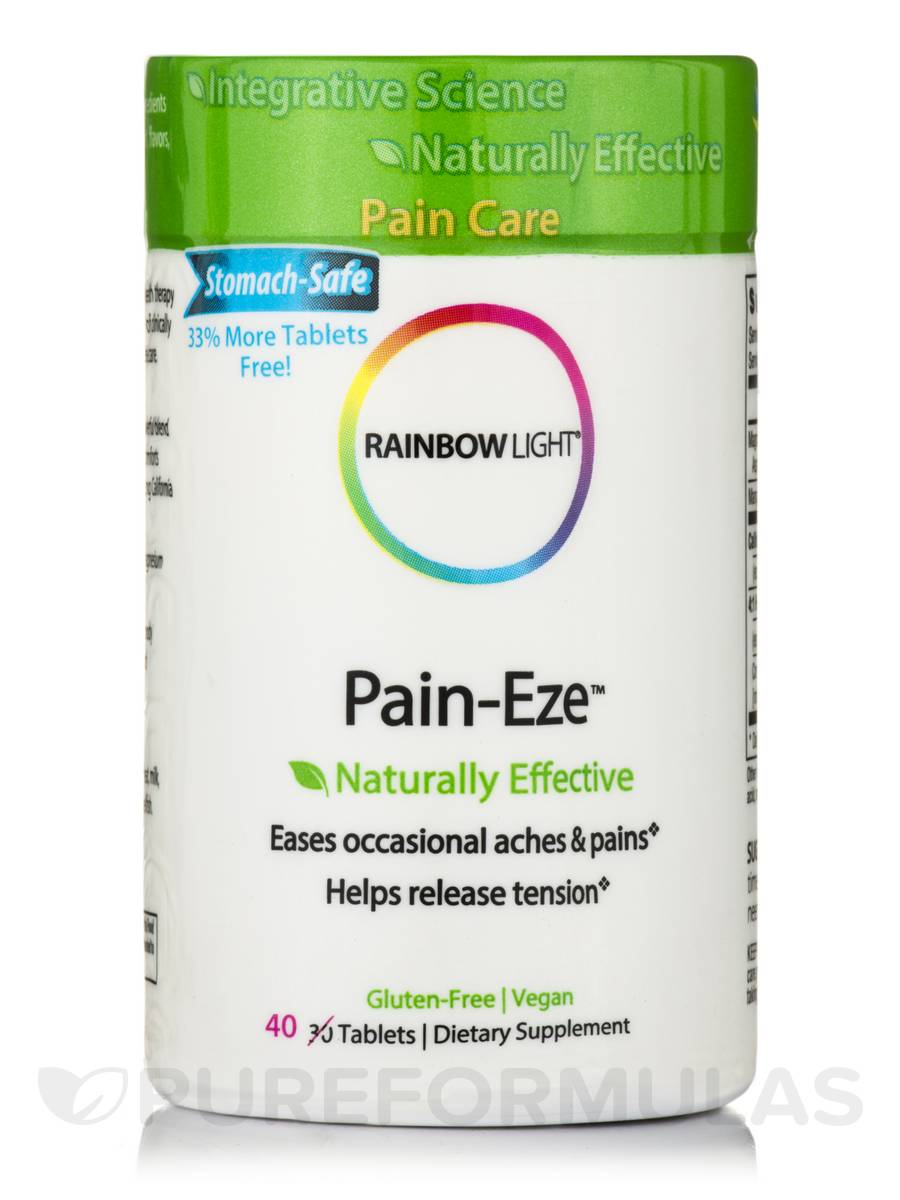 Pain-Eze™ - 40 Tablets