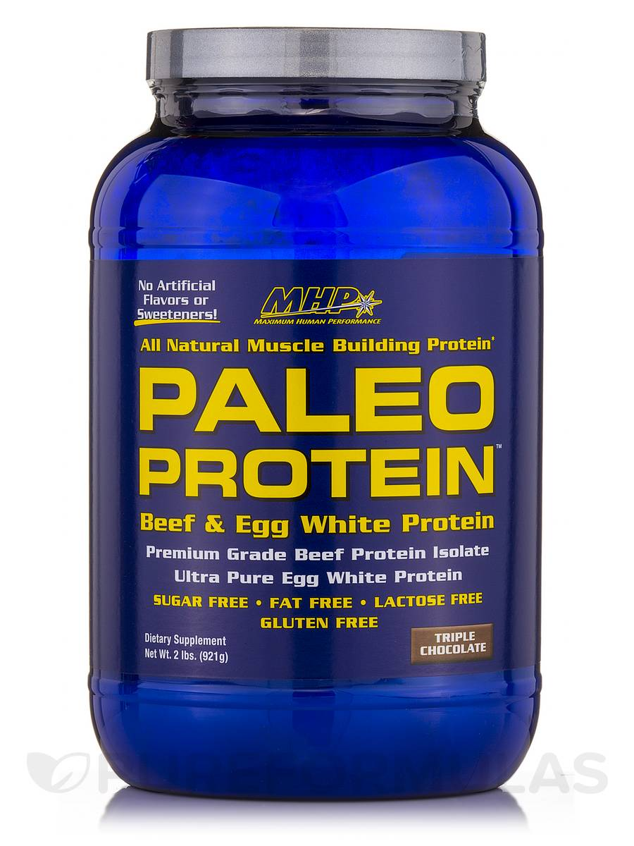 Paleo Protein Triple Chocolate - 2 lb