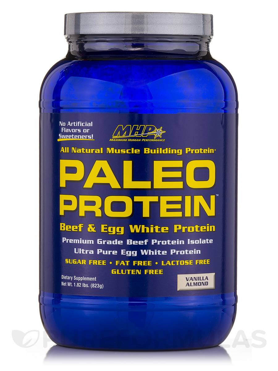 Paleo Protein Vanilla Almond - 1.82 lb