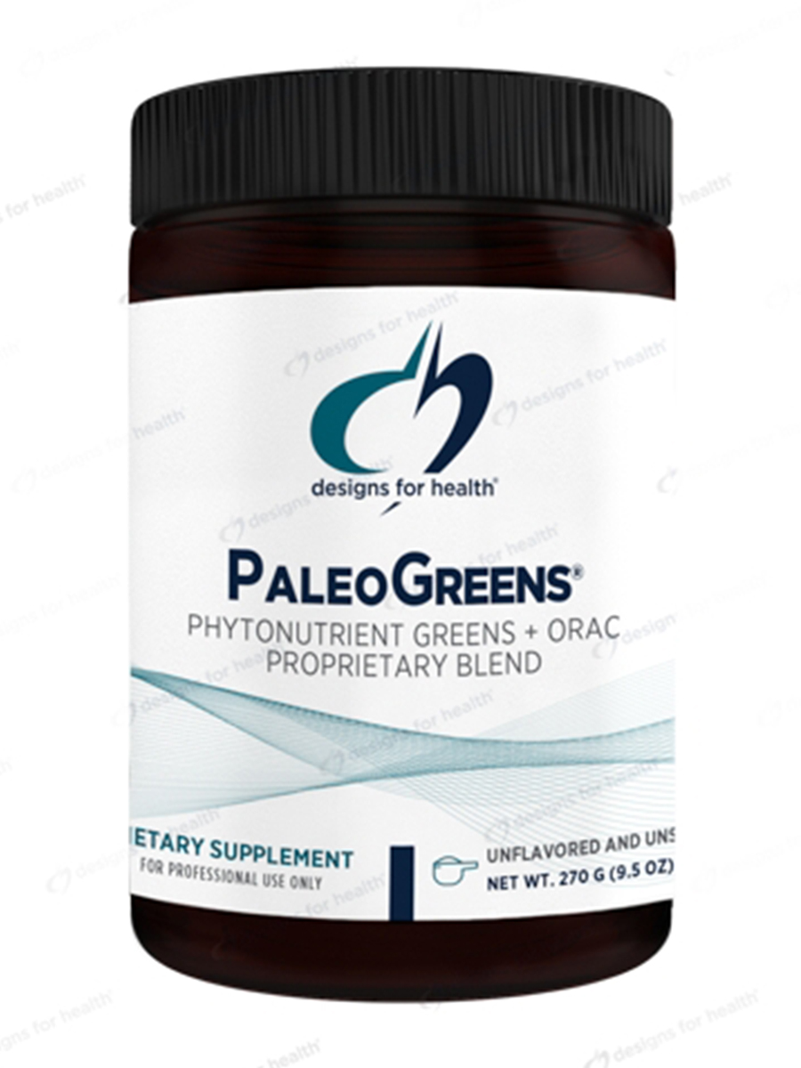 PaleoGreens™ Unflavored and Unsweetened - 9.5 oz (270 Grams)
