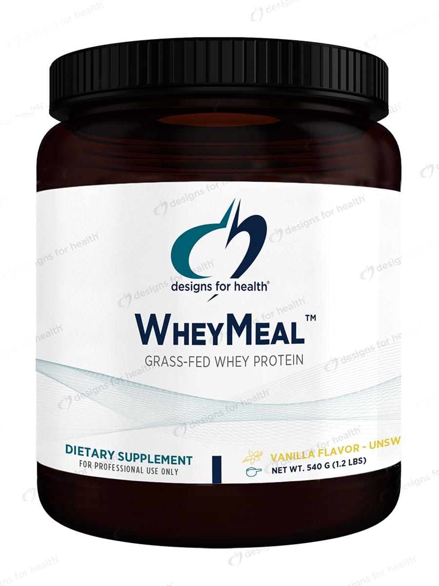 PaleoMeal® Natural Vanilla Flavor Unsweetened - 540 Grams (1 lb 3 oz)