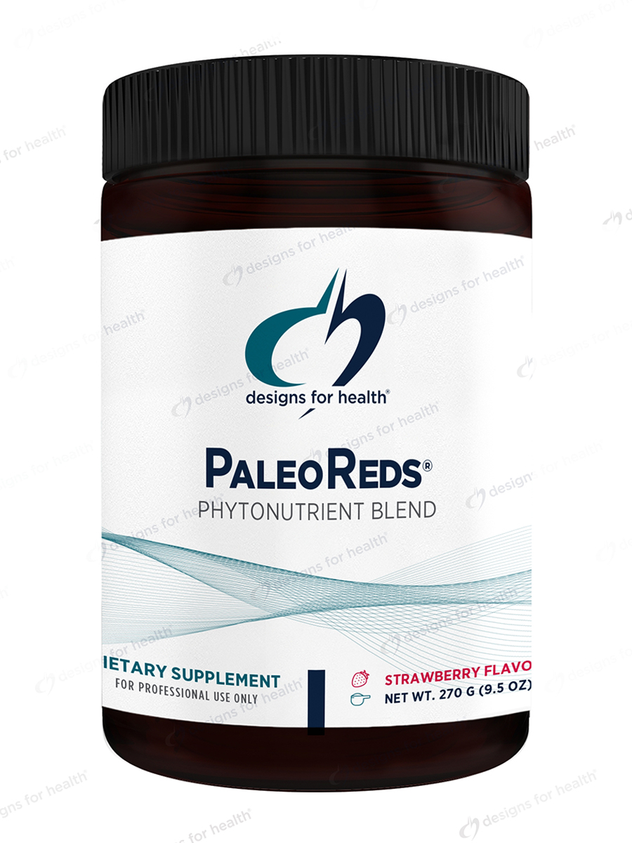 PaleoReds Natural Strawberry Flavor - 270 Grams