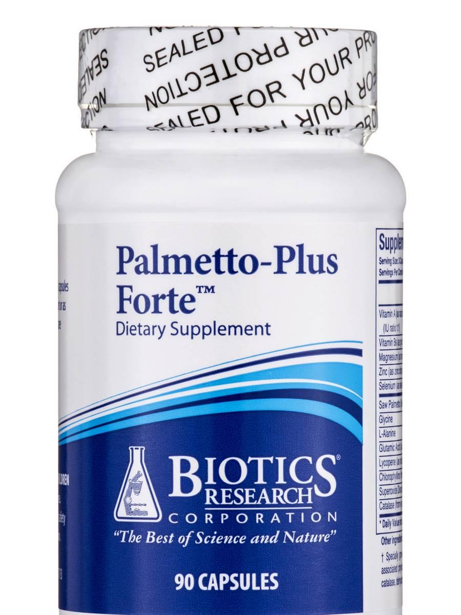 Palmetto-Plus Forte - 90 Capsules