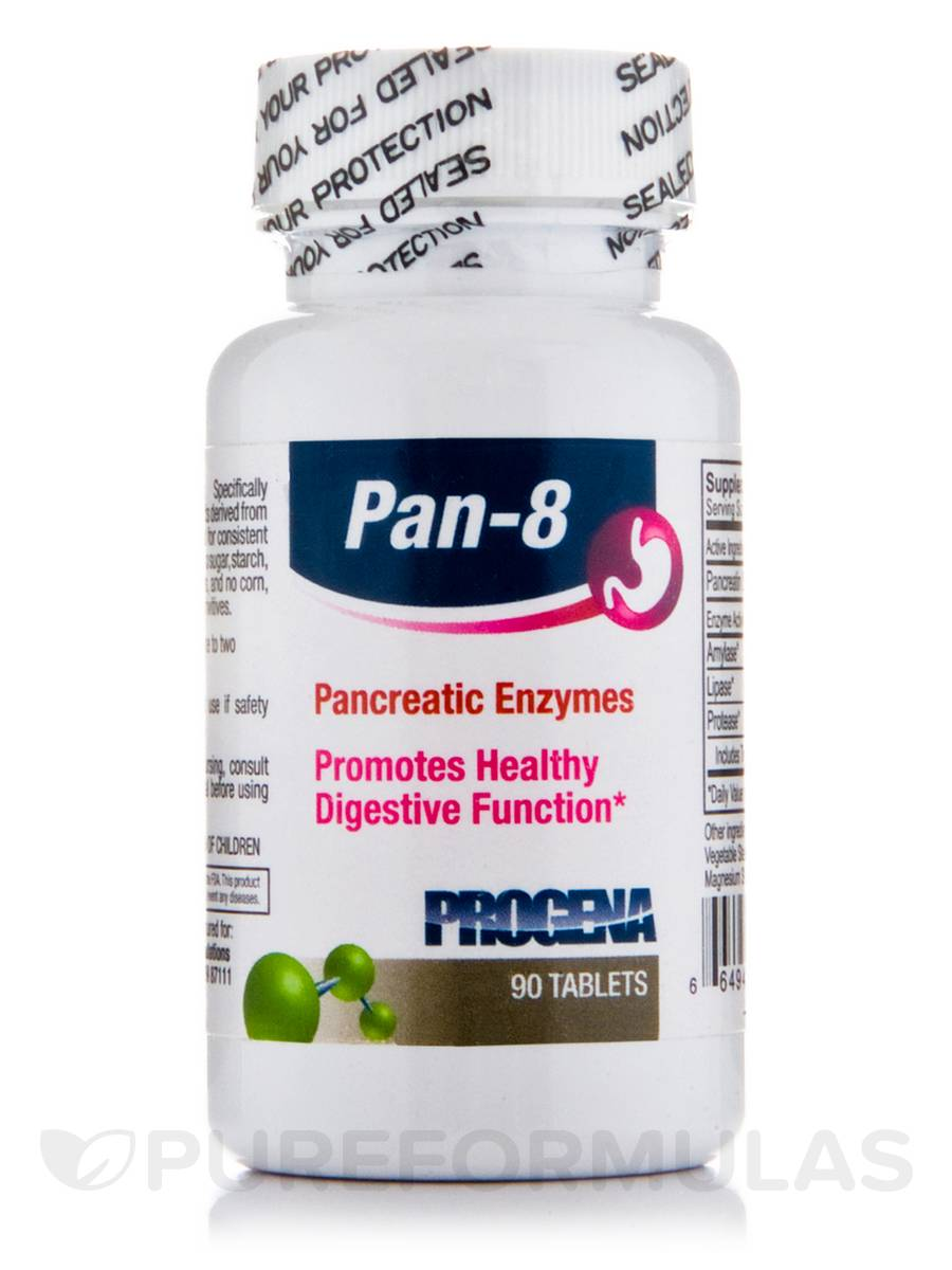 Pan-8 - 90 Tablets