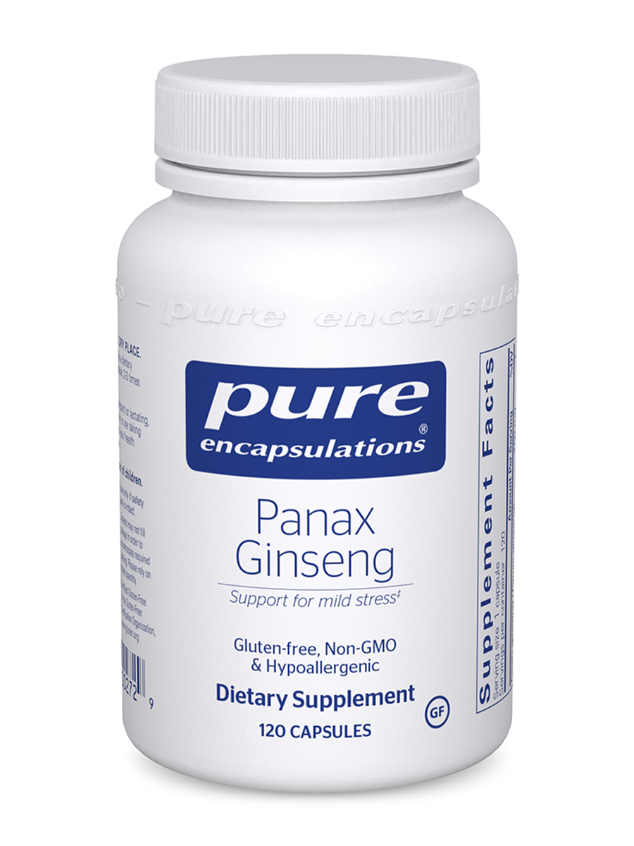Panax Ginseng - 120 Capsules