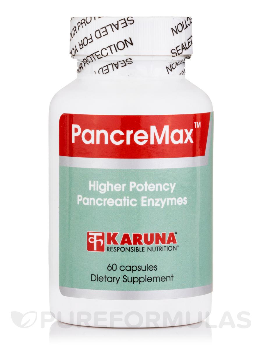 PancreMax - 60 Capsules