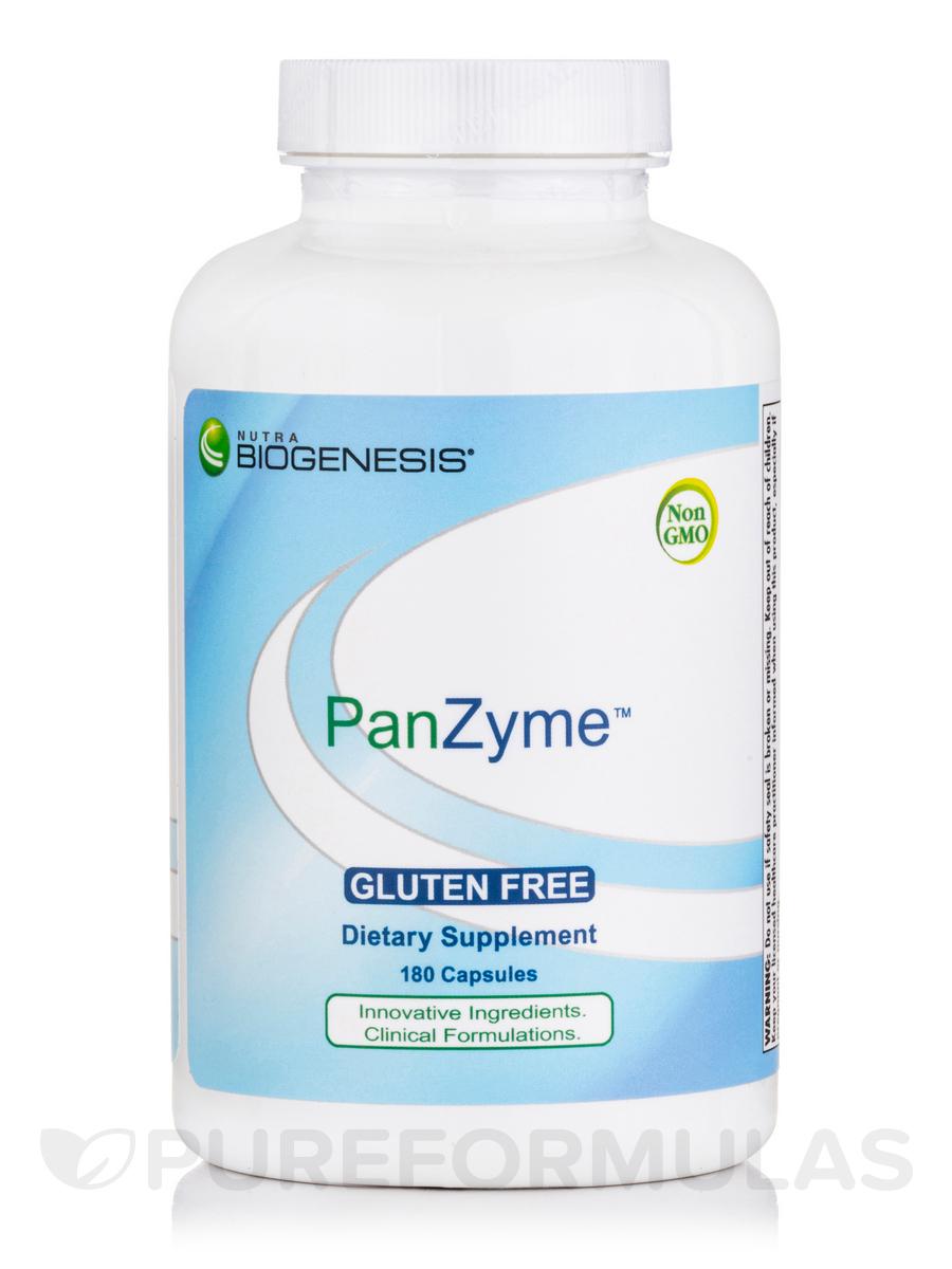 PanZyme - 180 Capsules
