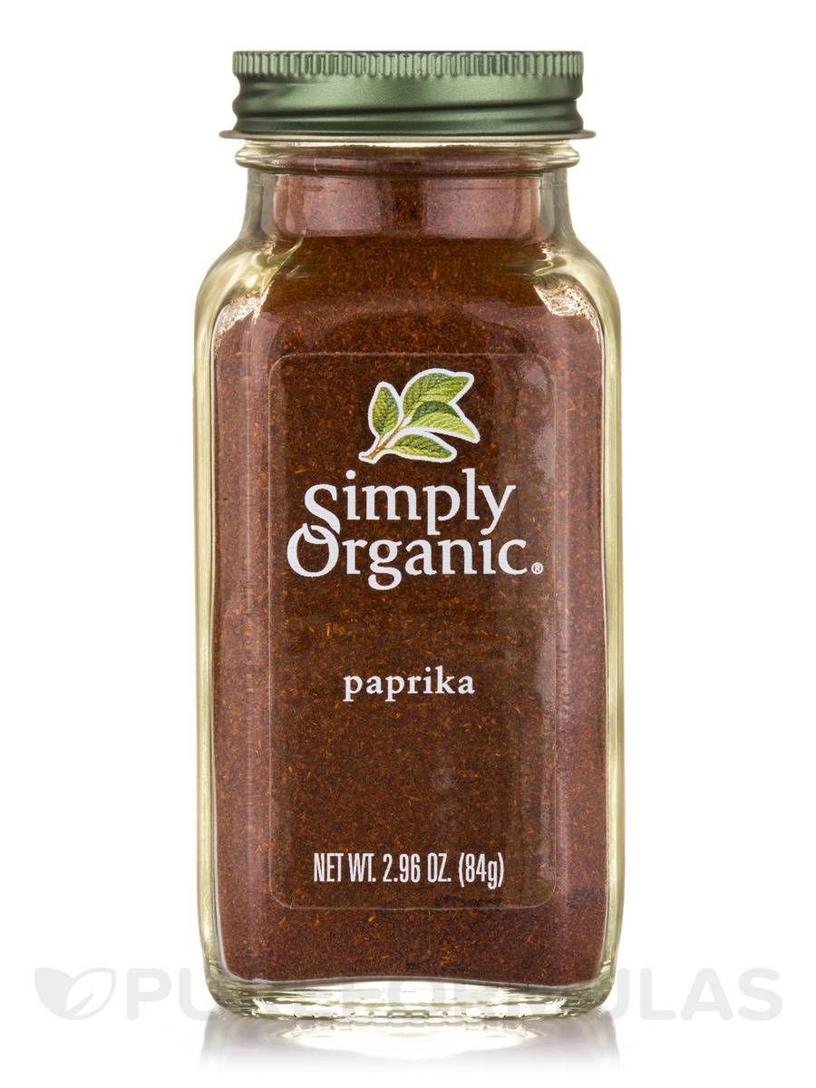 Ground Paprika - 2.96 oz (84 Grams)
