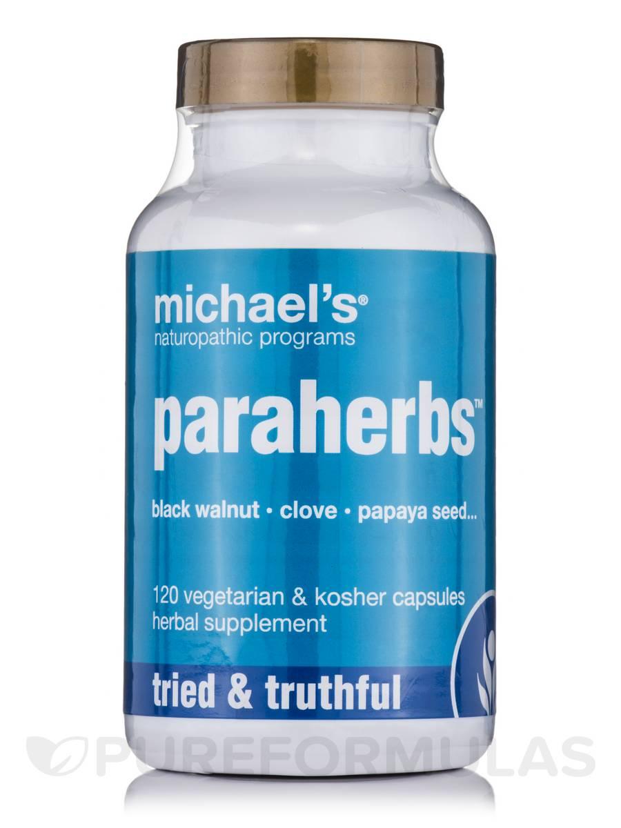 Paraherbs - 120 Vegetarian Capsules
