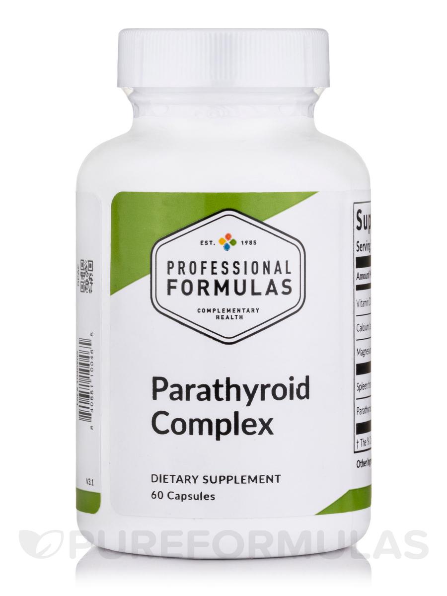 Parathyroid Complex - 60 Capsules