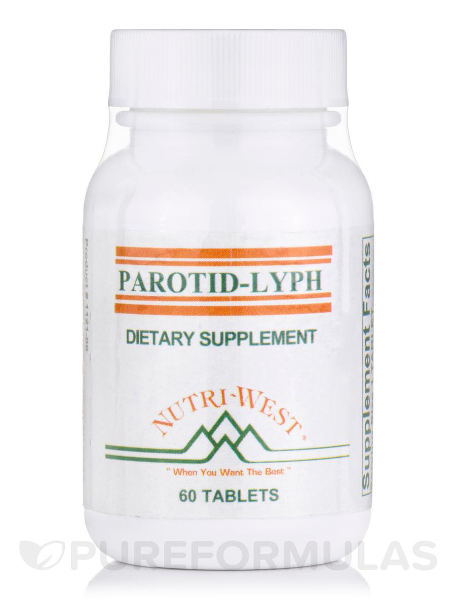 Parotid-Lyph - 60 Tablets