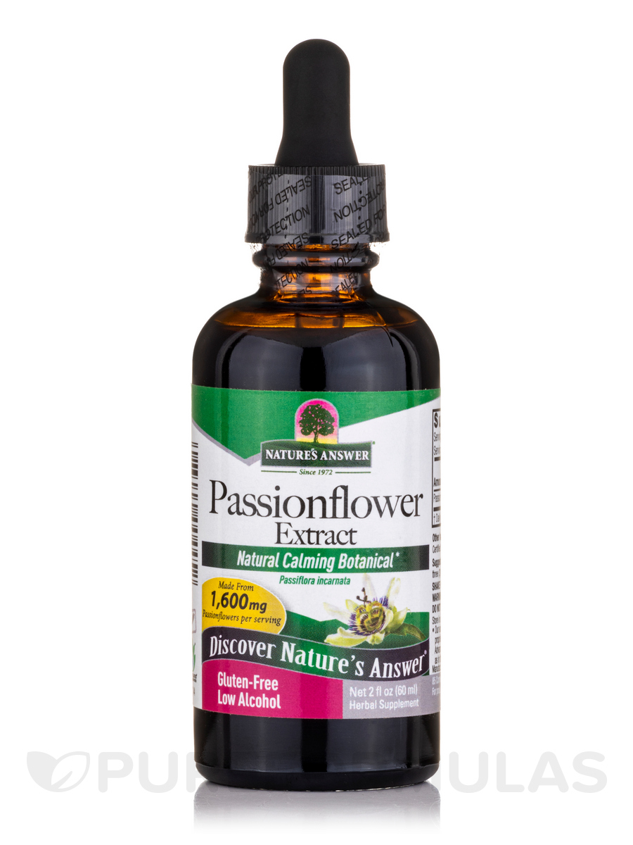 Passion Flower Herb Extract - 2 fl. oz (60 ml)