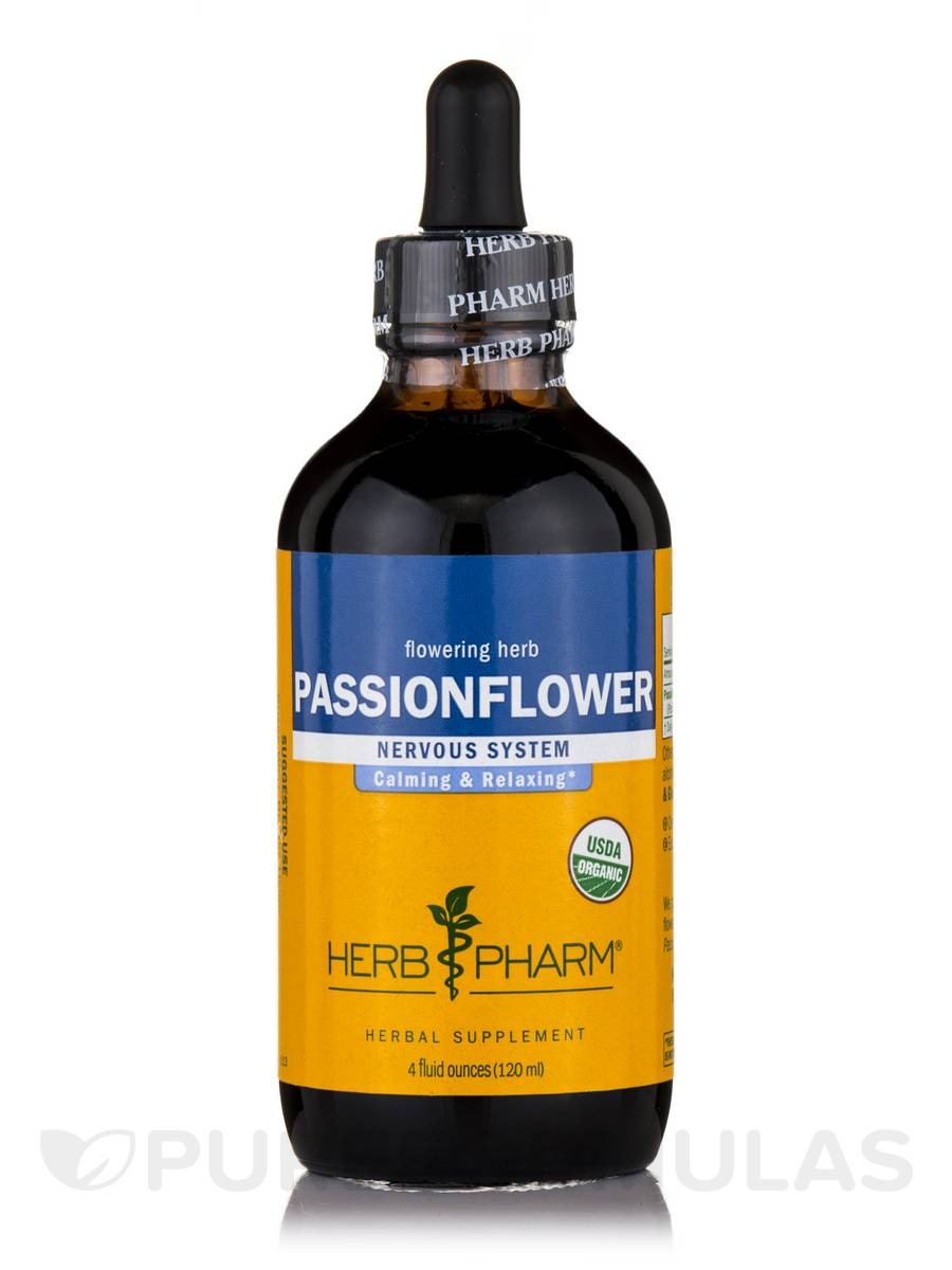 Passionflower - 4 fl. oz (120 ml)
