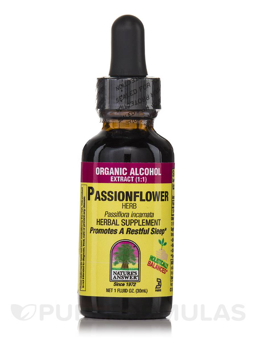 PassionFlower Herb Extract - 1 fl. oz (30 ml)