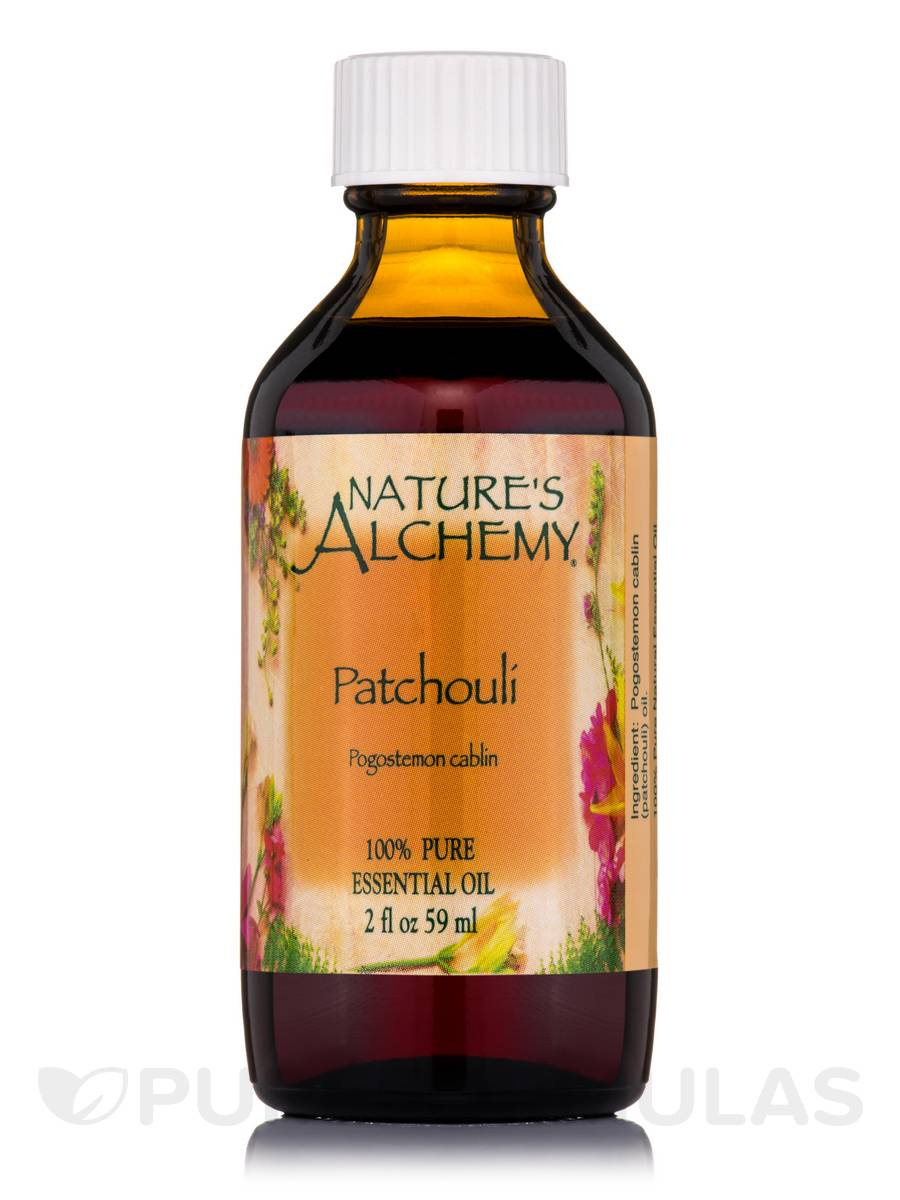 Patchouli Essential Oil - 2 fl. oz (59 ml)