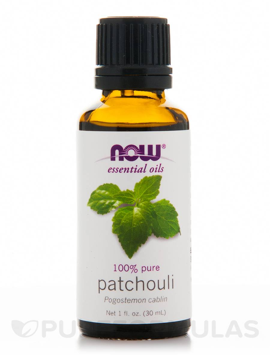What is patchouli oil